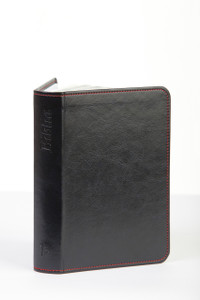 Hungarian Bible / Ujonnan Revidealt Karoli-Biblia 2011 Sotet Kek Ezust Elmetszett