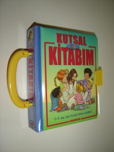 Turkish Toddler Bible / Ilk Kutsal Kitabim / Yazan: Cecilie Olesen, Resimleyen: Gustavo Mazali