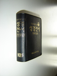 Small Korean Bible NKRV / New Korean Revised Bible /  Very Small MINI NKR22TH