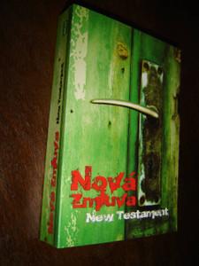 Slovak - English Bilingual New Testament / Nova Zmluva - New Testament