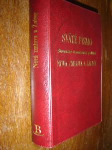 Slovak New Testament / Svate Pismo Slovensky ekumenicky preklad / Nova Zmluva A Zalmy