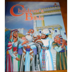 Children's Bible Volume 1 / Words of Wisdom Series / Colorful, beautiful