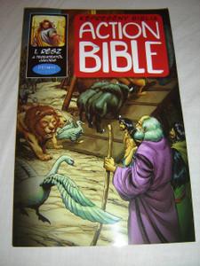 Action Bible in Hungarian / Part 1 / Képregény Biblia 1. Rész A Teremtéstől Jákóbig