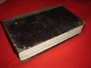 Hungarian Historical Family Worship Devotional Book from 1830 / HETEDIK RESZ