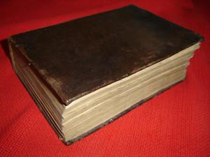 Historical 1848 Hungarian Karoli Bible / 1848as Károli Magyar Biblia