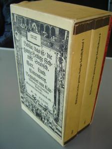 Martin Luther Bible 1543 REPRINT / Faksimile-Ausgabe der ersten vollstandigen Lutherbible von