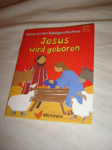 Bible Stories for Children in the German Language / The First Christmas / My First Bible Stories