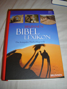 Brunnen Bible Lexicon German Language Edition / New Concise Bible Dictionary