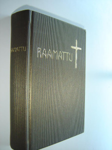 Finnish Bible Raamattu CROSS with Apocrypha / Pyha Raamattu by Suomen Bible Society