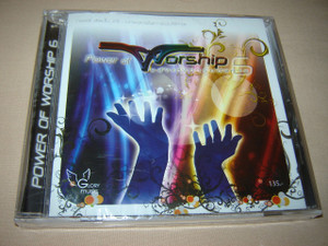 Power of Worship 6 / Thai Contemporary Praise & Worship Music / 11 Songs on this CD / Popular Modern Christian Worship / Glory Music Company