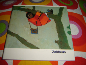 Christian Children's Bible Story Booklet in Indonesian Language / ZAKHEUS