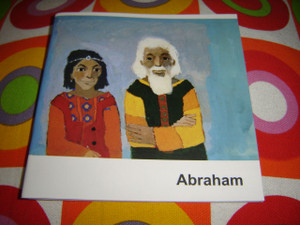 Christian Children's Bible Story Booklet in Indonesian - English / Bilingual Edition / ABRAHAM
