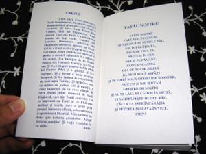 Black Paperback Biblia / Romanian Bible 115 X 180 / Biblia Sau Sfanta Scriptura