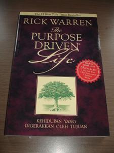 Purpose Driven Life in Indonesian language / Kehidupan Yang Digerakkan Oleh Tujuan / by Rick Warren