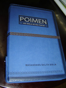 Tagalog Pastor's Bible / Study Bible for Pastors in Tagalog Language