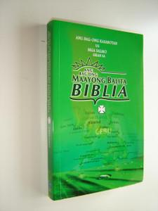 Revised Cebuano New Testament and Psalms Catholic Aproved / Ang Bag-ong Kasabotan Ug Mga Salmo Gikan Sa / Ang Bag-ong Maayong Balita Biblia  / RCPV 3601