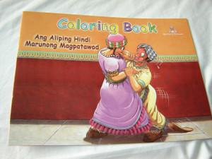 An Unforgiving Servant - Ang Aliping Hindi Marunong Magpatawad / English - Tagalog Bilingual Bible