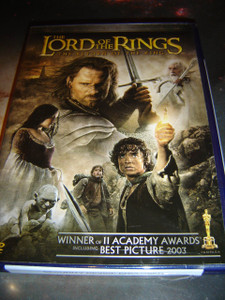 The Lord of the Rings: The Return of the King (Two-Disc Widescreen Theatrical Edition) (2004)