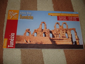 TUNISIA / Tunisia Information Map / Holiday Maps / 1:600000