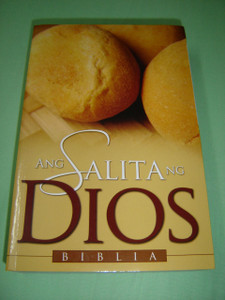 Tagalog Modern BIBLE Bread on the cover / New Contemporary Translation
