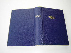 BIBAL / Complete Bible in North Sami Language / Boares & Odda Testamenta Girjek