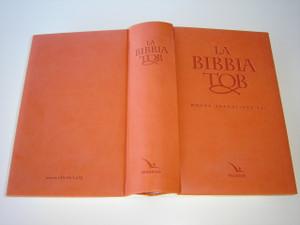 Italian Bible New TOB Translation / LA BIBBIA TOB Nuova traduzione Cei / Italian Language