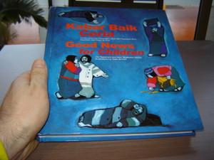 Indonesian - English Children's Bible / KABAR BAIK CERIA - Good News for Children