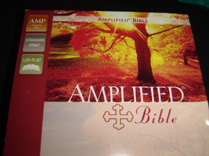 Amplified Bible [Leather Bound]