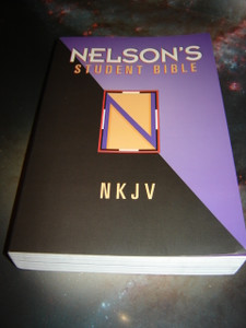 NELSON'S Student Bible / NKJV Study Bible for Young People