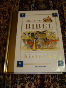 Norwegian Children's Bible / Mine forste Bibel-historier / My First Bible Stories / Mine første bibelhistorier Av Jillian Harker, Michael Phipps