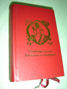 Tagalog Liturgy Book, Psalter, and Prayer Book for Catholic Believers