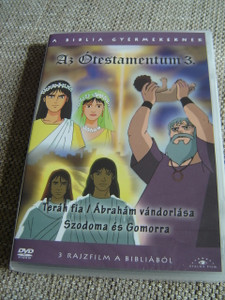 The Old Testament 3 / Three Episodes x 25 minutes / Az Otestamentum 3 / Il Vecchio Testamento / 1. Son of Terah 2. Abraham's Journey  3.  Sodom and Gomorrah
