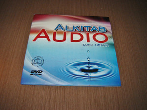 Indonesian Audio BIBLE on 3 DVD Discs - Dramatized Edition / ALKITAB AUDIO
