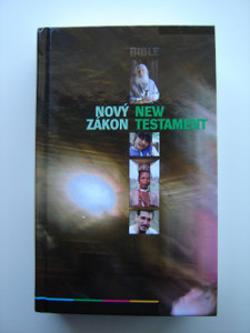 Czech - English New Testament / Bilingual / Novy Zakon - New Testament