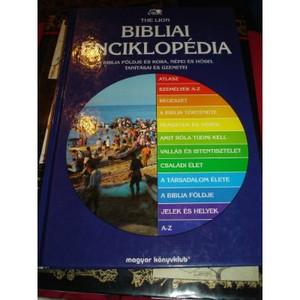 Bibliai Enciklopedia / A Biblia Foldje es Kora, Nepei es Hosei.