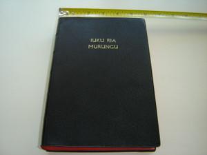 Kimeru Bible / Iuku Ria Murungu / 1964 Text / Maandiko Jamatheru Ja Murungu Najo Nijo Kiriikaniro Giikuru na Kiriikaniro Gikieru