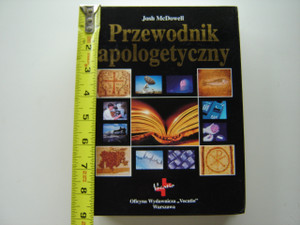 New Evidence That Demands a Verdict / POLISH Language Edition by Josh McDowell / Przewodnik apologetyczny