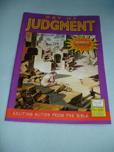 Day of Judgment - Comic Strip Book - The Story of Jeremiah - Exciting Action from the Bible
