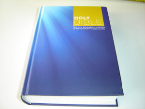 Thai Holy Bible - Thai New Contemporary Version TNCV 2012 Print