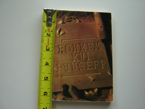 More Than a Carpenter by Josh McDowell / Estonian Language Edition / Rohkem Kui Puusepp