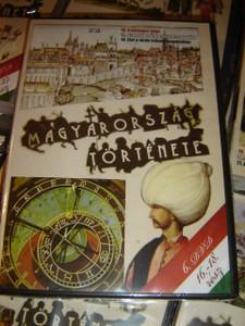 The History of Hungary Documentary Film Series 16-18 Episodes / Magyarorszag Tortenete 16-18. Resz - 2009