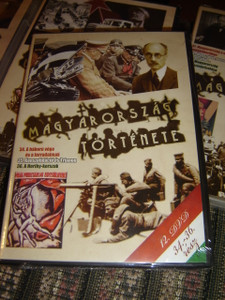 The History of Hungary Documentary Film Series 34-36 Episodes / Magyarorszag Tortenete 34-36. Resz - 2009