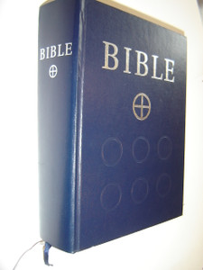 Czech Family Bible / Rodinna Bible Cesky Ekumenicky Preklad 073 / Czech Pulpit Bible Large Print with Maps