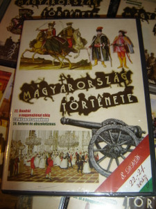 The History of Hungary Documentary Film Series 22-24 Episodes / Magyarorszag Tortenete 22-24. Resz - 2009