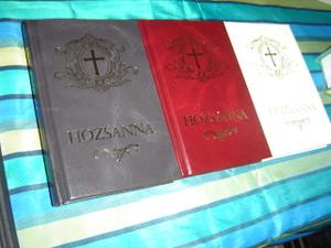 Hozsanna Magyar Enekeskonyv / Hungarian Catholic Hymnal- Teljes Kottas Enekeskonyv