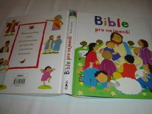 Czech My Very First Children's Bible / Bible pro nejmensi / 256 Colorful Pages, great for 2-6 year old kids