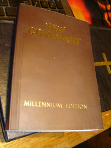 New Covenant / Millennium Edition / Includes the list of Hebrew Scriptures (Tanakh) Prophecies of the Messiah Fulfilled in the New Covenant / NIV
