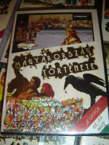 The History of Hungary Documentary Film Series 13-15 Episodes / Magyarorszag Tortenete 13-15. Resz - 2009