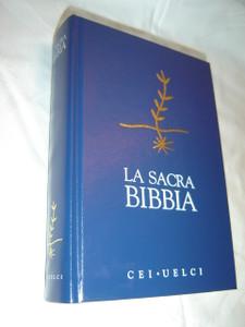 Italian Catholic Study Bible / La Sacra Bibbia / Unione Editori E Librai Cattolici Italiani (UELCI) / Conferenza Episcopale Italiana