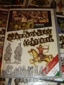 The History of Hungary Documentary Film Series 1-3 Episodes / MAGYARORSZAG TORTENETE  1-3. resz - 2009